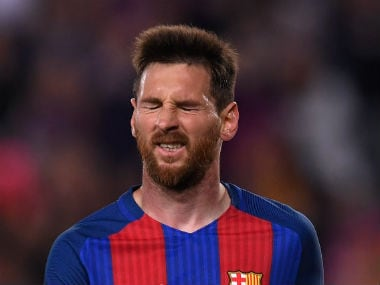 File photo of Lionel Messi. Getty Images
