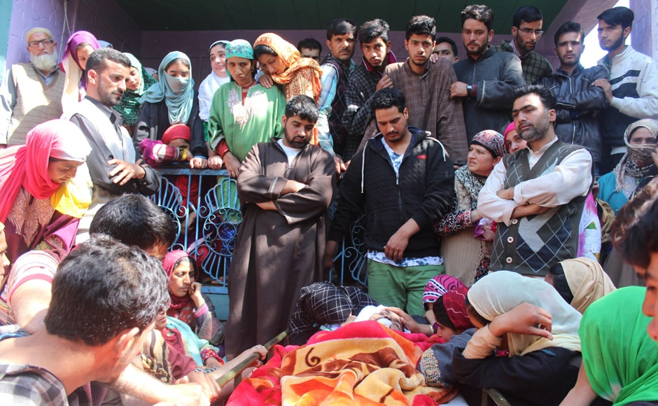 Fayaz was posted in Akhnoor area of Jammu when the Kashmir unrest began last year in Kulgam. The family member would often discourage him from visiting home, as the situation deteriorated. Security forces have issued advisories to their personel hailing from south Kashmir, discouraging them from visiting their homes in the current bout of violence. Image Courtesy: Indian Army