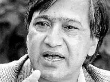 File image of CPM leader MY Tarigami. Image courtesy: Facebook
