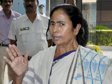 West Bengal Chief Minister Mamata Banerjee. PTI