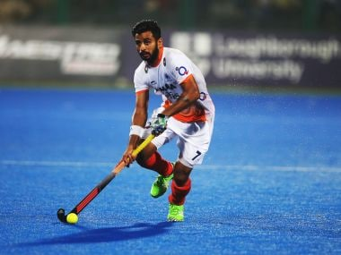 File photo of Manpreet Singh. Getty images
