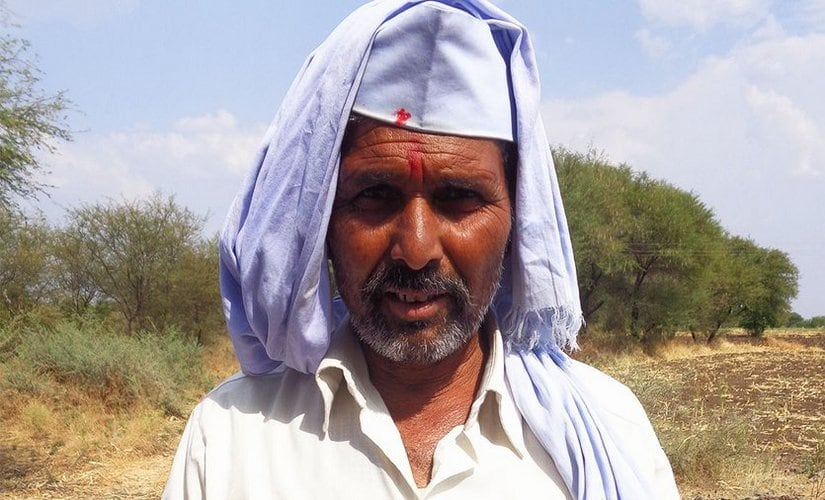 The bank is yet to give Chandrakant Ugale, a farmer from Satefal, his crop insurance payment of Rs. 18,000. Parth MN