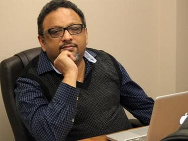 File image of Narada News CEO Mathew Samuel. Wikimedia