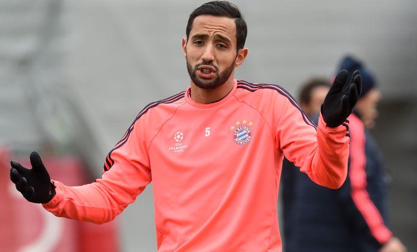 Bayern Munich's Mehdi Benatia. AFP