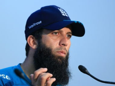 File image of England all-rounder Moeen Ali. AFP
