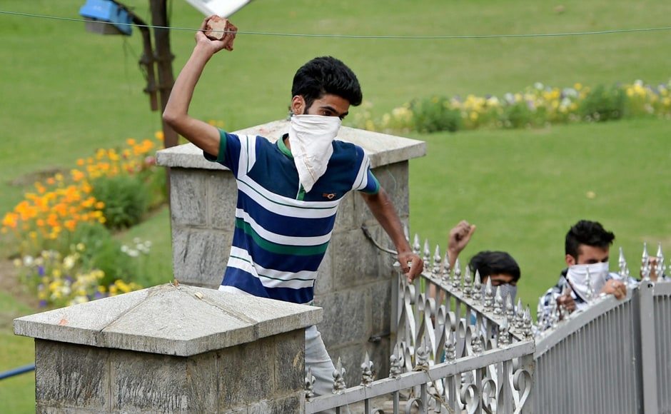 Just before the Burhan Wani killing, 634 people, who were facing stone-pelting charges, were promised amnesty on the occasion of Eid, with the Jammu and Kashmir government approving withdrawal of 104 cases against them. PTI