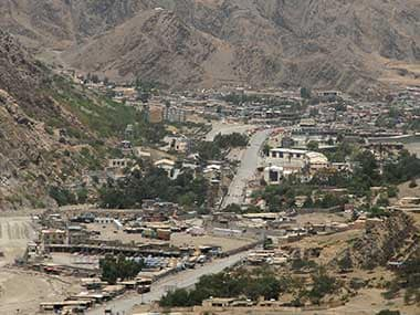 The Torkham border between Pakistan and Afghanistan was opened earlier. Reuters file image