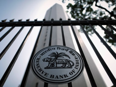 Reserve Bank of India. Reuters