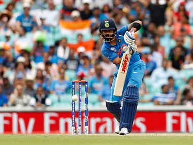 Indian captain Virat Kohli scored a fifty and looked comfortable at the crease. Reuters