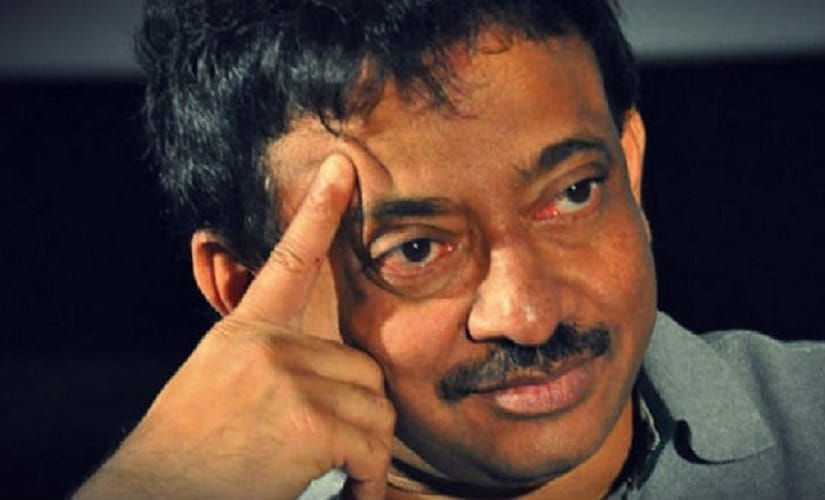 Ram Gopal Varma. Image from Firstpost