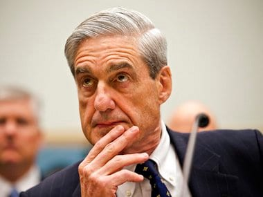 File image of Robert Mueller. AP