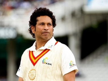 Sachin Tendulkar recalls how former BCCI president Raj Singh Dungarpur helped shape his career