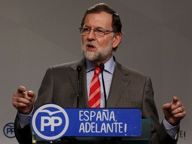 File image of Mariano Rajoy. Reuters