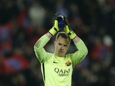Marc Andre ter Stegen has signed a new two-year-deal with Barcelona. Reuters