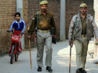 An FIR has been registered against the trio, hailing from nearby villages, based on a complaint filed by the woman's husband (representative image). AFP