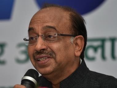 File photo of Union Sports minister Vijay Goel. AFP