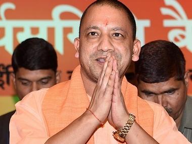 File image of Yogi Adityanath. PTI