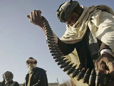 File image of Taliban. IBN