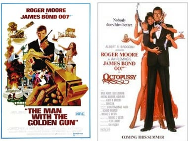 Roger Moore dead at 89: His James Bond films ranked, from best to worst