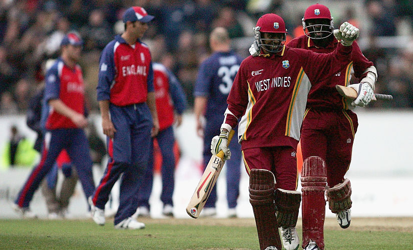 Defending 217, England had reduced West Indies to 147-8. But what followed was a winning ninth wicket partnership, and a largely untroubled one at that, which etched the names Browne and Bradshaw alongside Kaif and Yuvraj and Bevan and Bichel in the list of duos to haunt England ODI fans. Getty