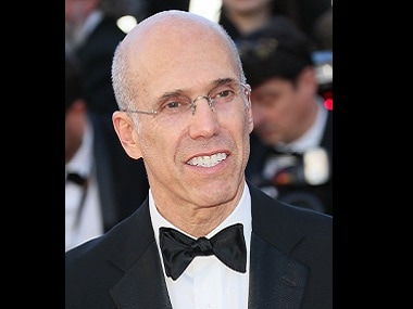 Cannes 2017: Jeffrey Katzenberg wins honorary Palme d'Or, calls festival 'Olympics of film industry'