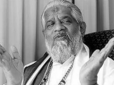 File image of Chandraswami. Firstpost Hindi