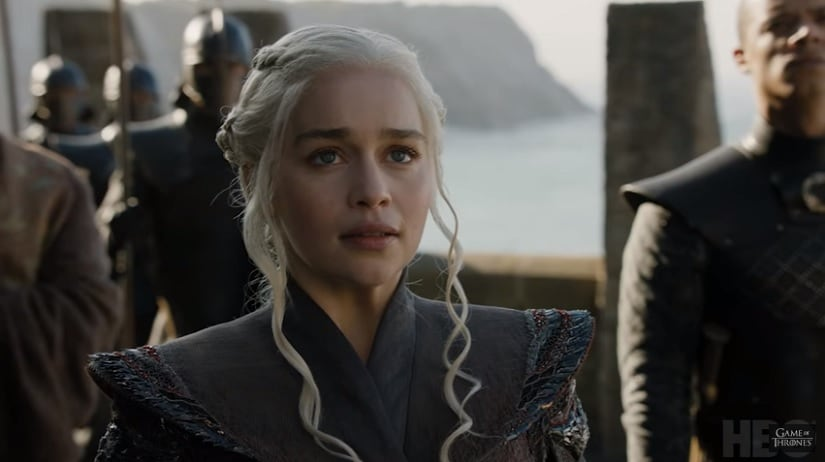 Dany's a woman on a mission