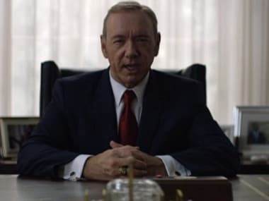 Kevin Spacey in House of Cards. Image via Twitter.