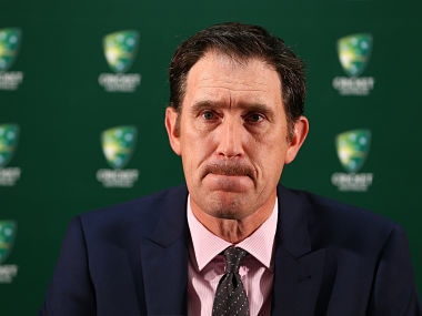 File photo of James Sutherland. Getty Images