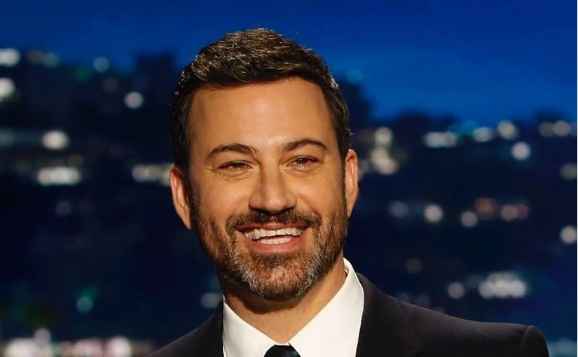 Jimmy Kimmel: If Oprah runs for president, I'll be on the bus