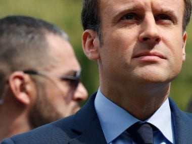 This may be Macron's election to lose. Reuters