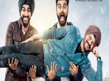 Mubarakan first look: Anil Kapoor plays uncle to two Arjun Kapoors in Anees Bazmee's comedy