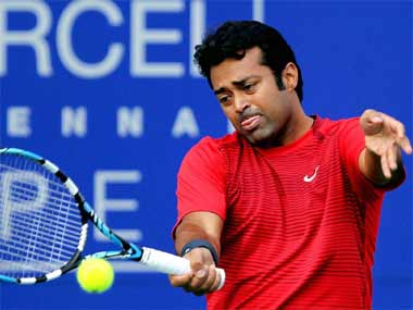 File image of Leander Paes. PTI