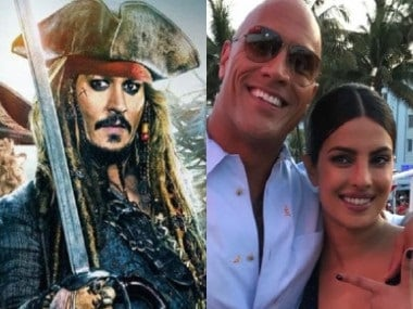 Pirates of the Caribbean 5 and Baywatch. Images from Firstpost