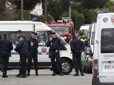File image of French Police. Reuters