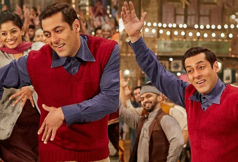 Salman Khan in Tubelight. Images from Facebook