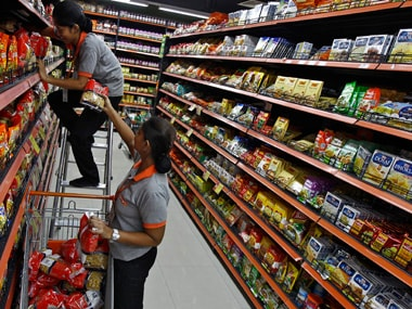 Consumption is expected to get a boost. Reuters