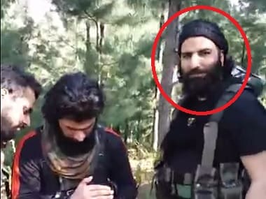 Highlights: Burhan Wani's successor Sabzar Bhat killed, authorities impose restrictions in parts of Kashmir Valley