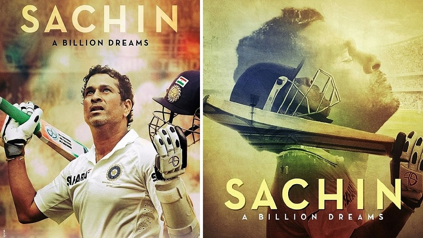 Sachin Tendulkar in 'Sachin: A Billion Dreams'