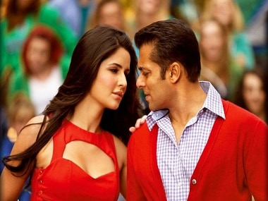 Salman Khan and Katrina Kaif in a still from Ek Tha Tiger. Twitter
