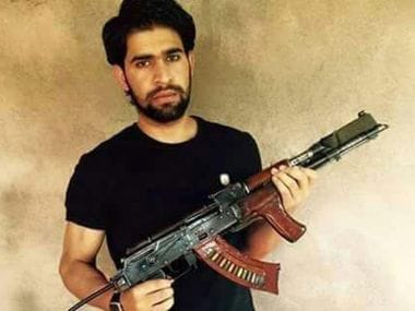 File image of Zakir Musa. News18