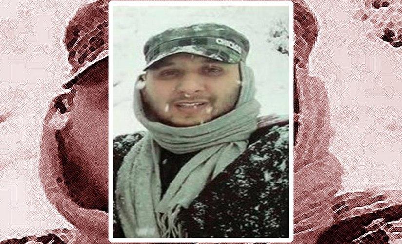Bashir Ahmad Wani alias Lashkar. Indian Army