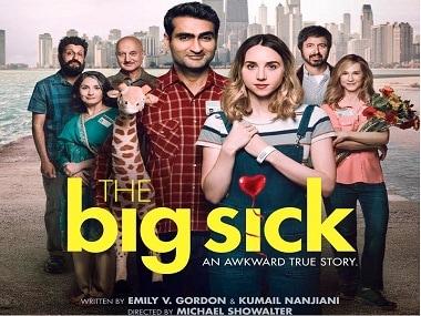 The Big Sick poster Image via Facebook