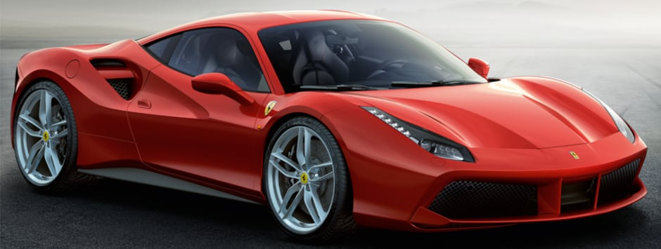 Mysterious Ferrari spotted at the Nurburgring suspected to be 488 GTO with KERS technology