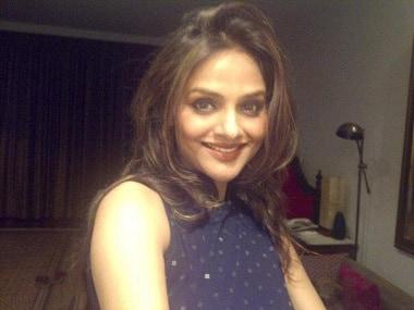 Actress Madhoo Image via Facebook