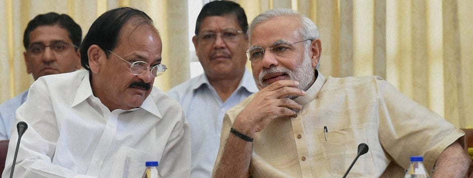 Memo to Venkaiah Naidu: Loan waiver didn't become a fashion overnight; Centre must share the blame too
