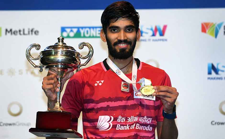 For now, Kidambi Srikanth will be basking in the glory of being the first Indian man to win two consecutive Superseries titles. Twitter/@srikidambi