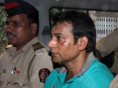 Special TADA court convicted extradited terrorist Abu Salem. PTI