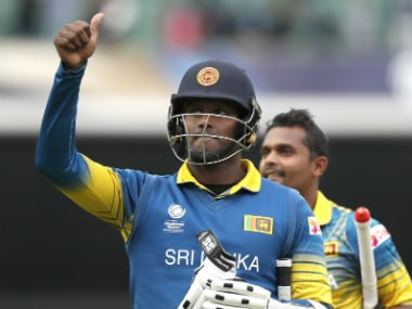 Former Sri Lankan captain Aravinda de Silva says senior pros Angelo Mathews, Dinesh Chandimal critical for 2019 World Cup