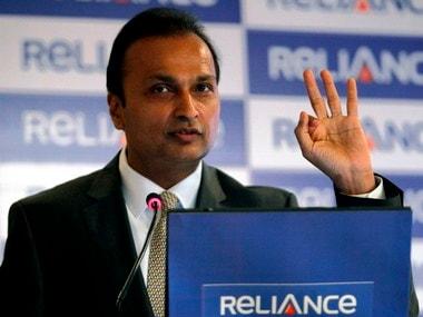 Anil Ambani, chairman of the Reliance Anil Dhirubhai Ambani Group, Reuters